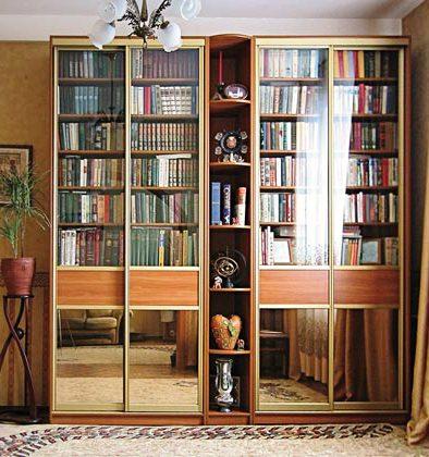 Шкаф для книг 6.