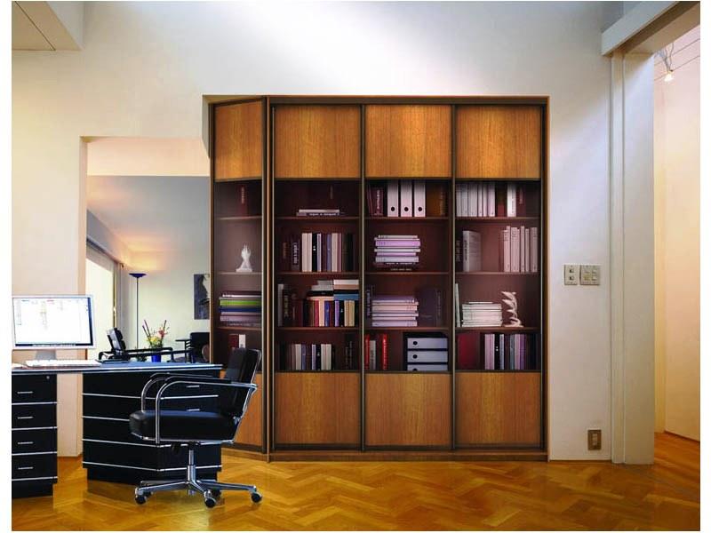 Шкаф для книг 4.